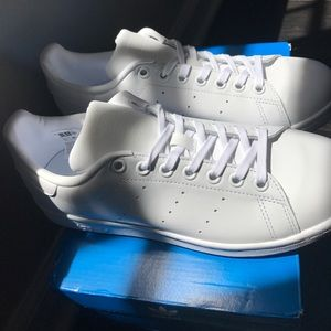 adidas Shoes - STAN SMITHS ALL WHITE SZ W 8 new